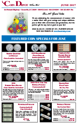 Rare Coin Express - June 2017