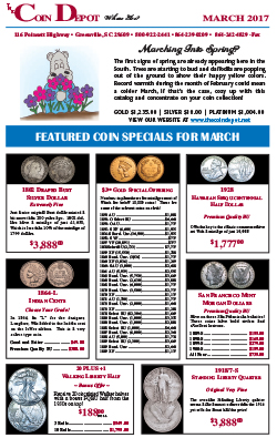 Rare Coin Express - March 2017